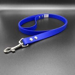 Hundeleine BioThane® blau BASIC
