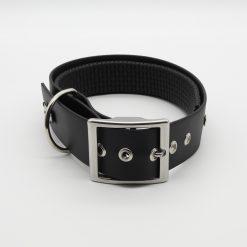 Biothane® Halsband schwarz