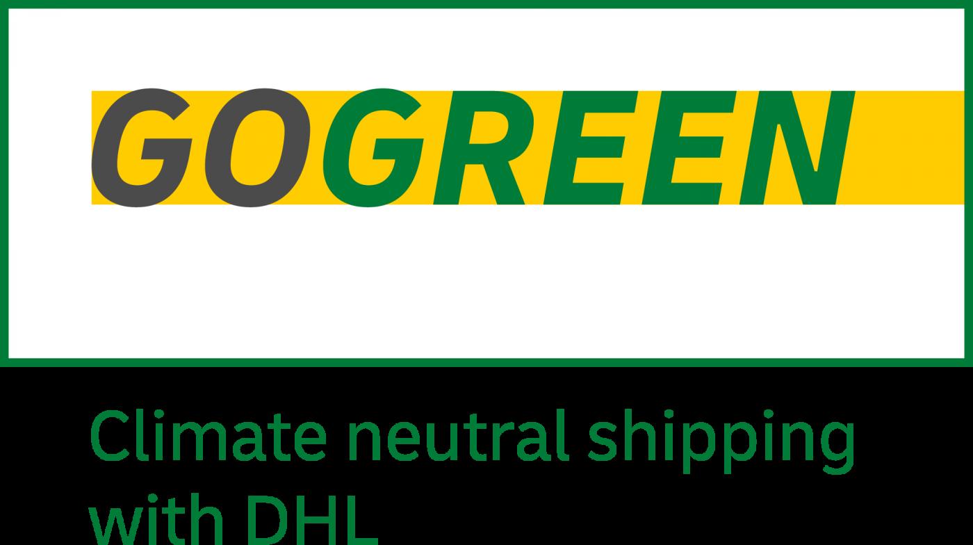 DHL Go Green Klimaneutraler Versand
